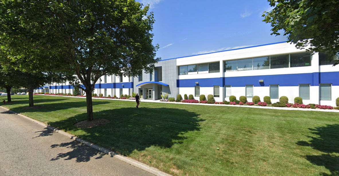 Topcon Healthcare headquarters in Oakland, New Jersey